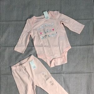 Children's Gap two piece